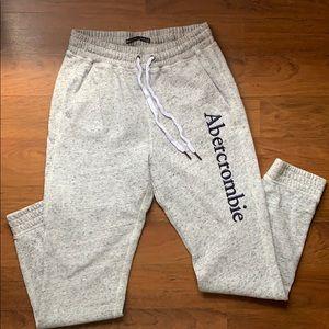 Abercrombie Sweatpants Sz S